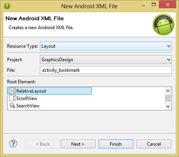 Android UI Widgets: Graphics Design Using the View Class   SpringerLink