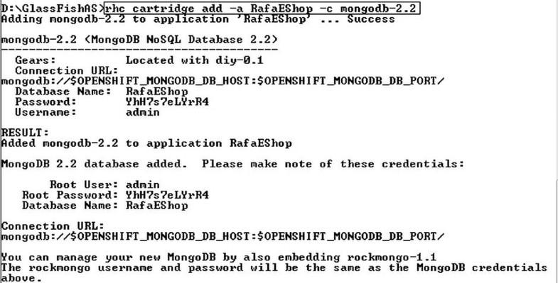 Migrating RafaEShop Application on OpenShift | SpringerLink