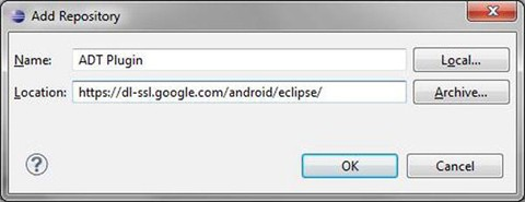 Installing the Android SDK for Intel Application Development
