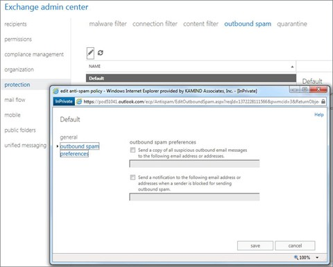 Office 365 Exchange Online Protection Administration Guide ...