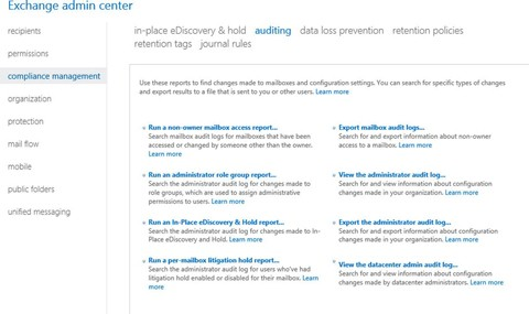 Office 365 Compliance and Data Loss Prevention | SpringerLink