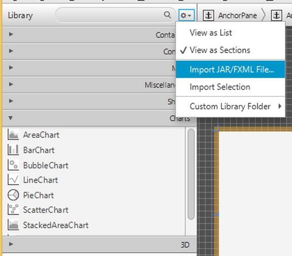 Using SceneBuilder to Create a User Interface | SpringerLink