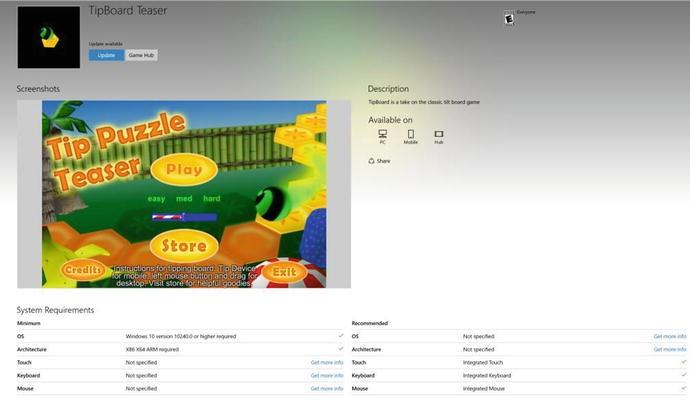 Building for Windows Store | SpringerLink
