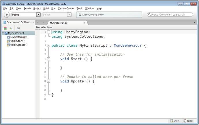 Scripting with C# | SpringerLink