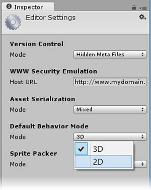 Incorporating Unity 2D | SpringerLink