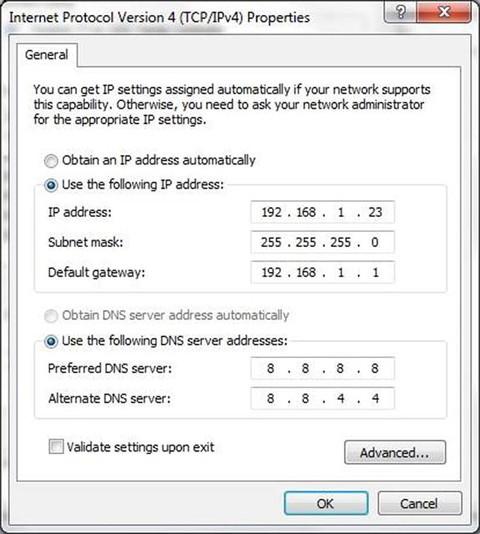 Networking and Hacks   SpringerLink