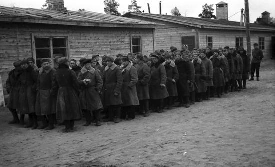 Forgotten in the Wilderness: WWII German PoW Camps in Finnish ...