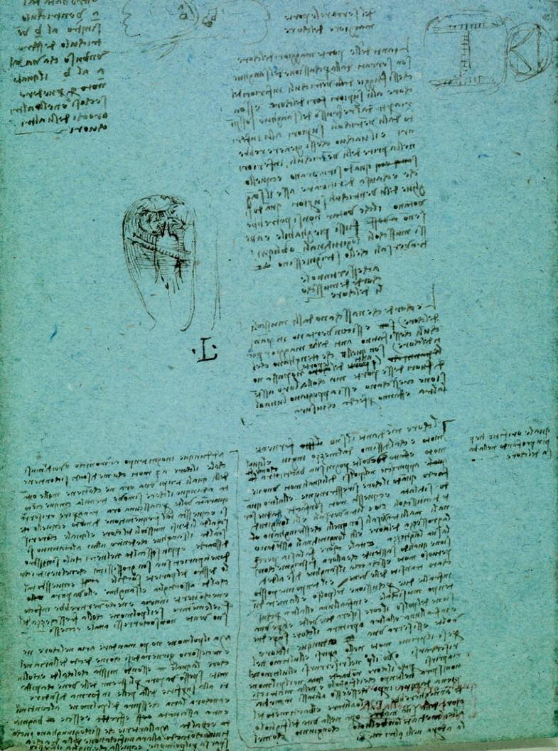 Leonardo's Use of Drawing
