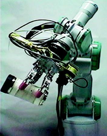 Hardware Control System of Robotic Hands | SpringerLink