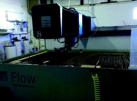 Abrasive Water Jet Milling | SpringerLink