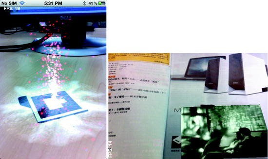 Mobile Augmented Reality Game Engine | SpringerLink
