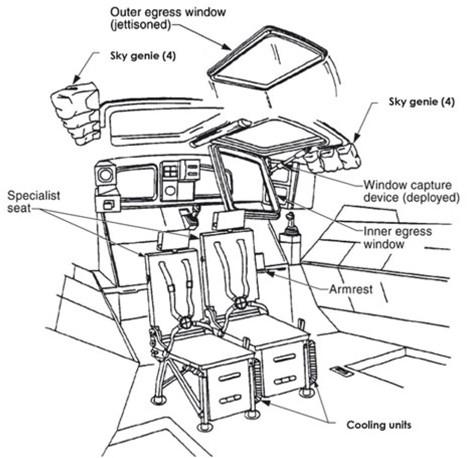 Blackbird Sr 71 Assembly Diagram