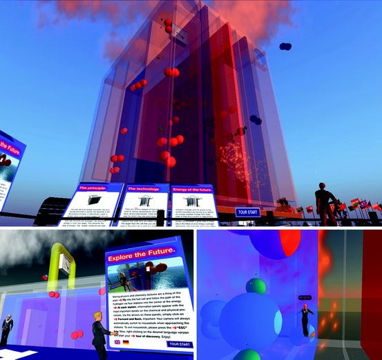 TÜV NORD IN 3D: Avatars at Work—From Second Life to the Web