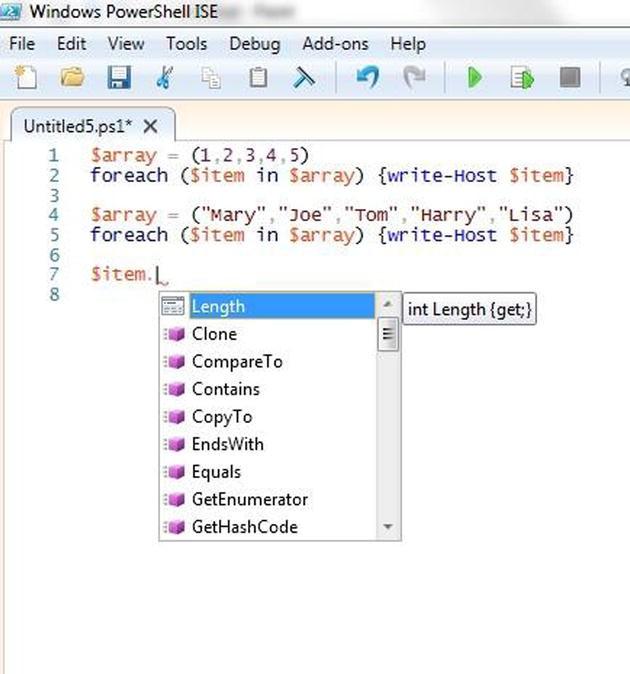 The PowerShell Language | SpringerLink