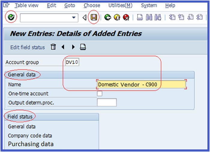 Defining FI Accounts Receivable and Accounts Payable