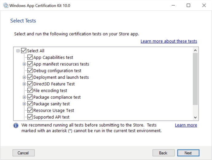 Chapter 17: Sideloading and Windows App Certification Kit   SpringerLink