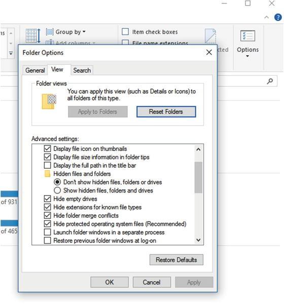 Windows 10 File Structure in Depth | SpringerLink