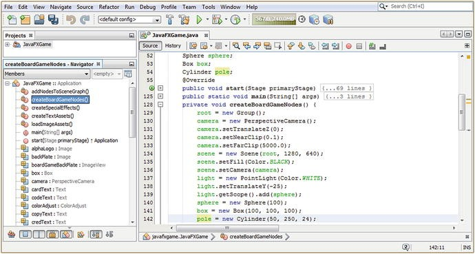 3D Model Design and Primitives: Using JavaFX 9 Shape3D Classes