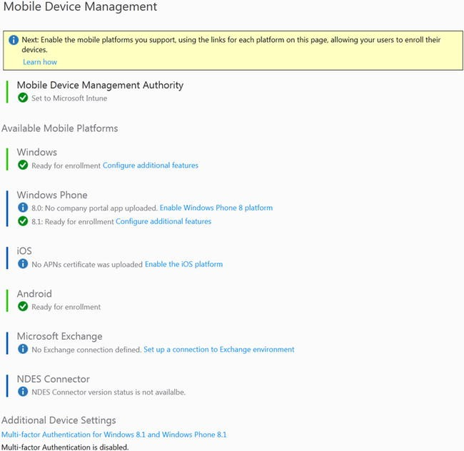 Working with Intune and RMS   SpringerLink