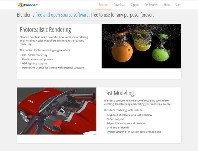 Desktop Publishing, Illustration, Painting, and 3D Modeling