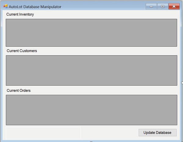 Datagridview Nested Rows