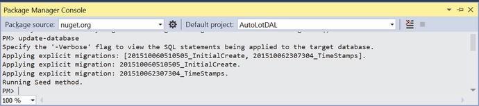 ADO NET Part III: Entity Framework   SpringerLink