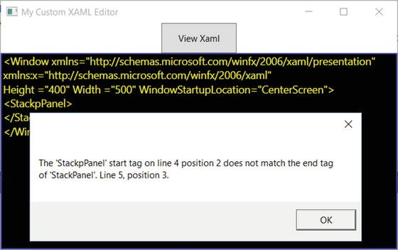 Introducing Windows Presentation Foundation and XAML | SpringerLink