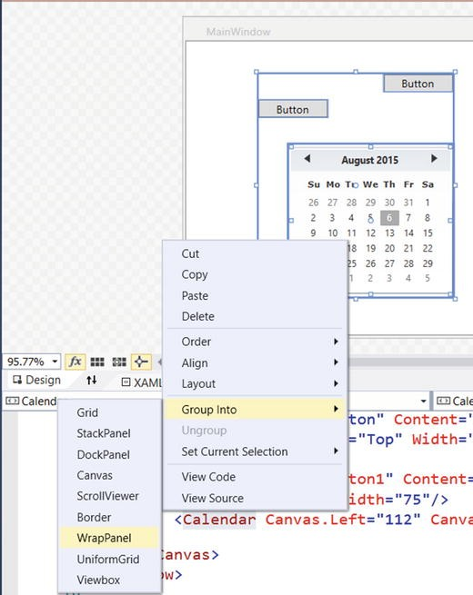 Programming with WPF Controls | SpringerLink