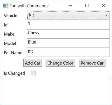 Notifications, Commands, Validation, and MVVM   SpringerLink
