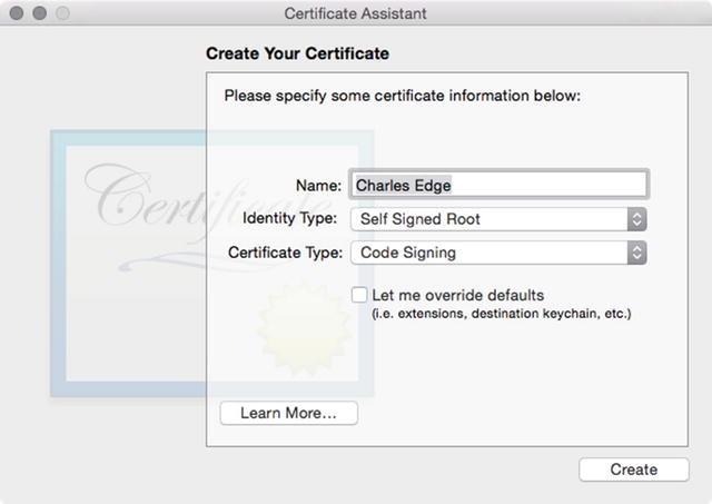 Application Signing and Sandbox | SpringerLink