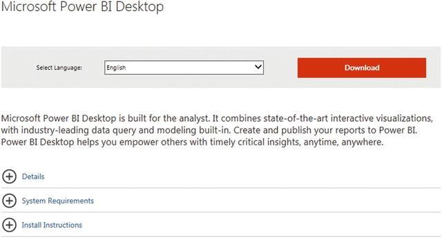 Introduction to Power BI Desktop | SpringerLink