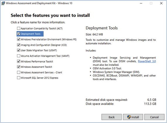 An Introduction to Windows Installation Methodologies and Tools