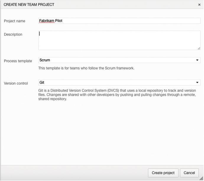 Agile Project Management in TFS   SpringerLink
