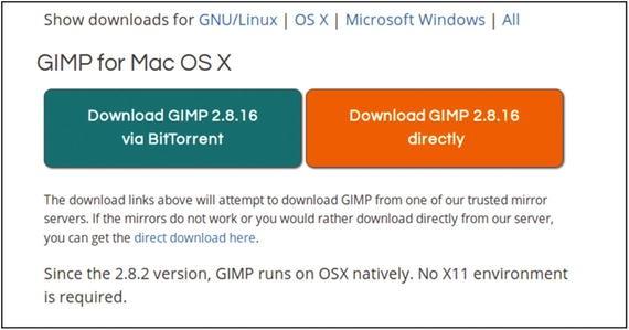 An Overview of GIMP 2 8 | SpringerLink