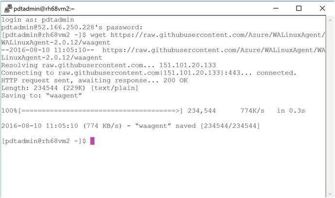 Deploying and Configuring Azure Virtual Machine Backup