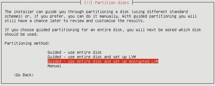 Installing Linux | SpringerLink