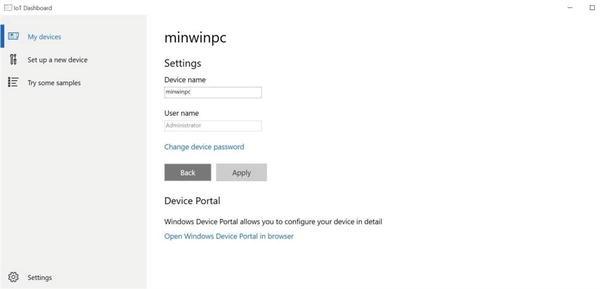 Introducing the Windows 10 IoT Core   SpringerLink