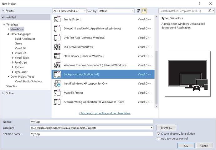 Developing IoT Solutions with Windows 10 | SpringerLink