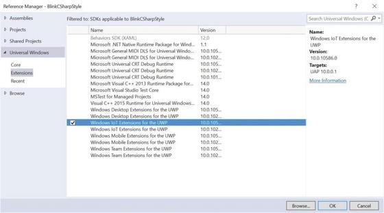 Windows 10 IoT Development with C# | SpringerLink