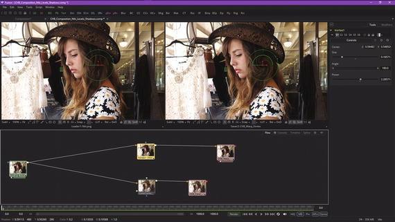 VFX Pipeline Composition: Using the Flow Node Editor | SpringerLink