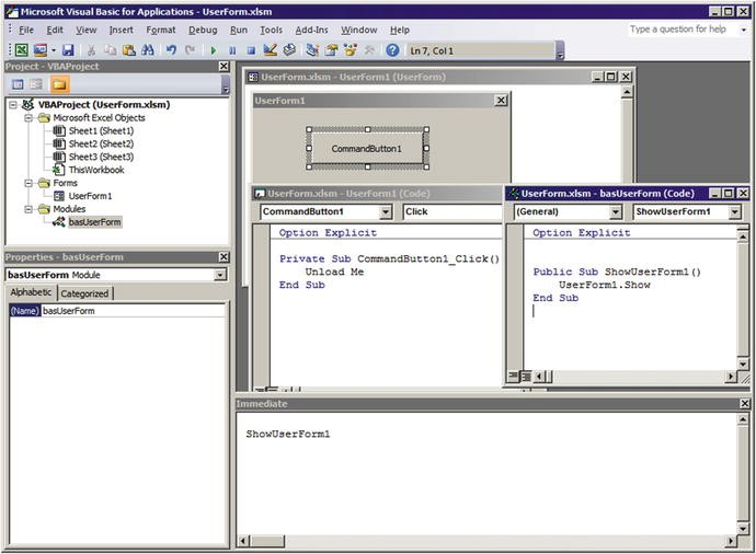 Understanding Visual Basic for Applications (VBA) | SpringerLink