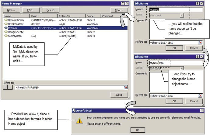 Programming the Microsoft Excel Range Object   SpringerLink