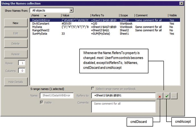 Programming the Microsoft Excel Range Object | SpringerLink