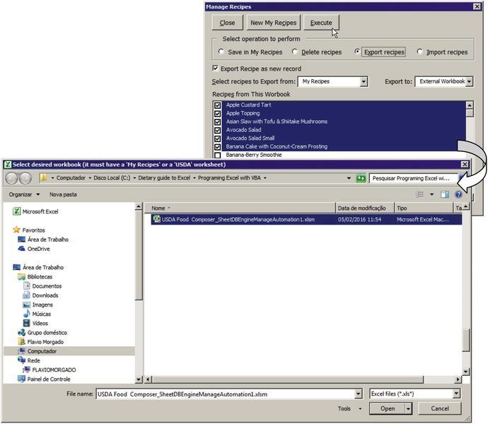 Exchanging Data Between Excel Applications   SpringerLink