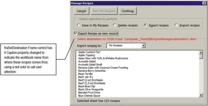 Exchanging Data Between Excel Applications | SpringerLink