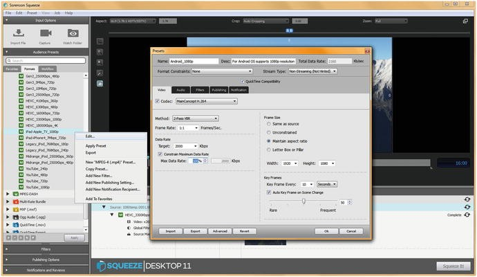 Digital Video: Streaming Video, MediaPlayer, and