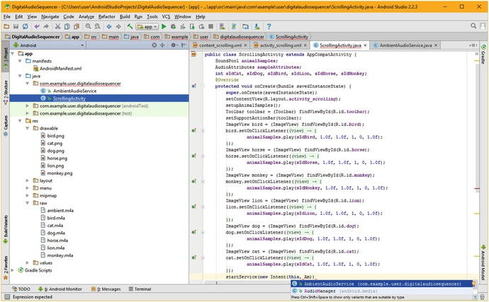 Android Services and Threads: Background Processing