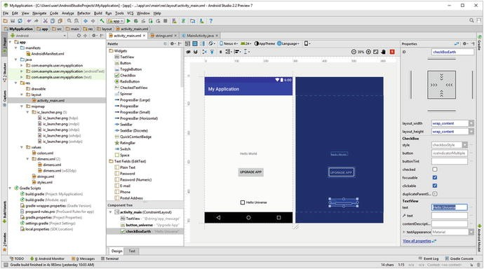 Introduction to XML: Defining Android Apps, UI Design, and