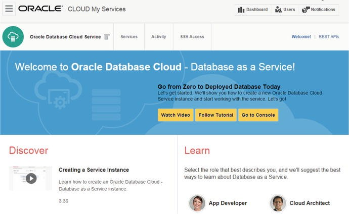 Oracle GoldenGate for the Cloud | SpringerLink