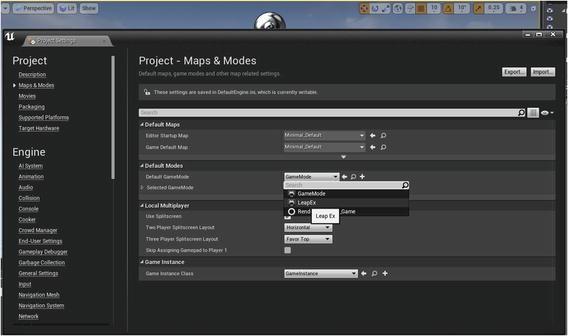Leap Motion with Unreal Engine 4   SpringerLink